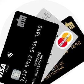 PaySol Kreditkarten
