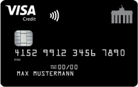 Visa Classic Kreditkarte