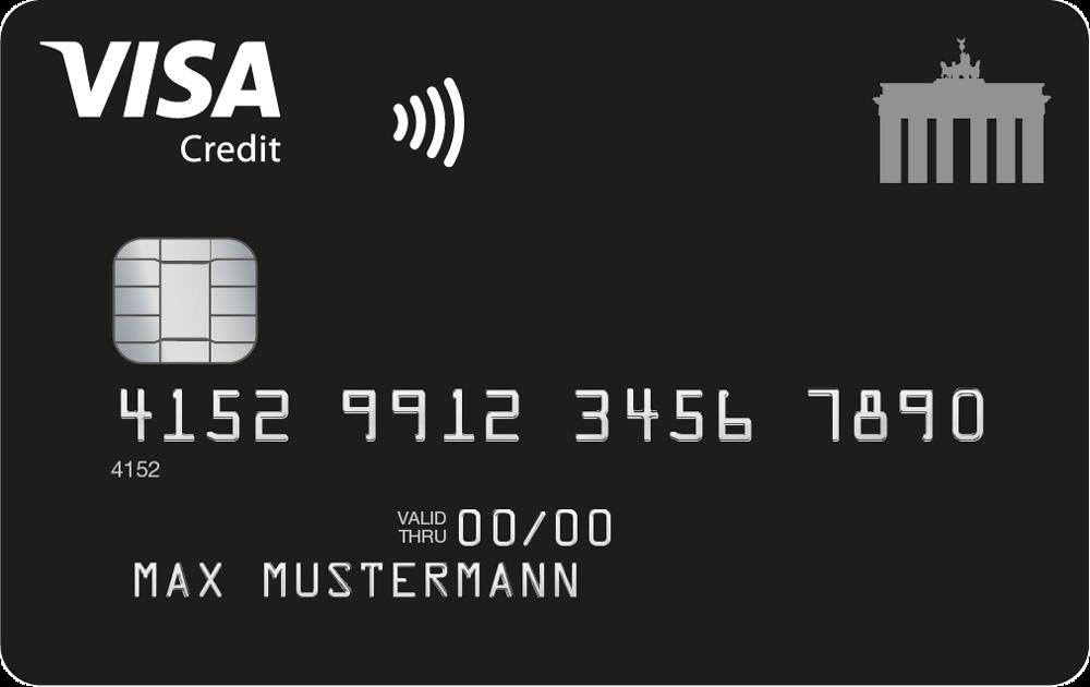 Visa Card Classic Kreditkarte